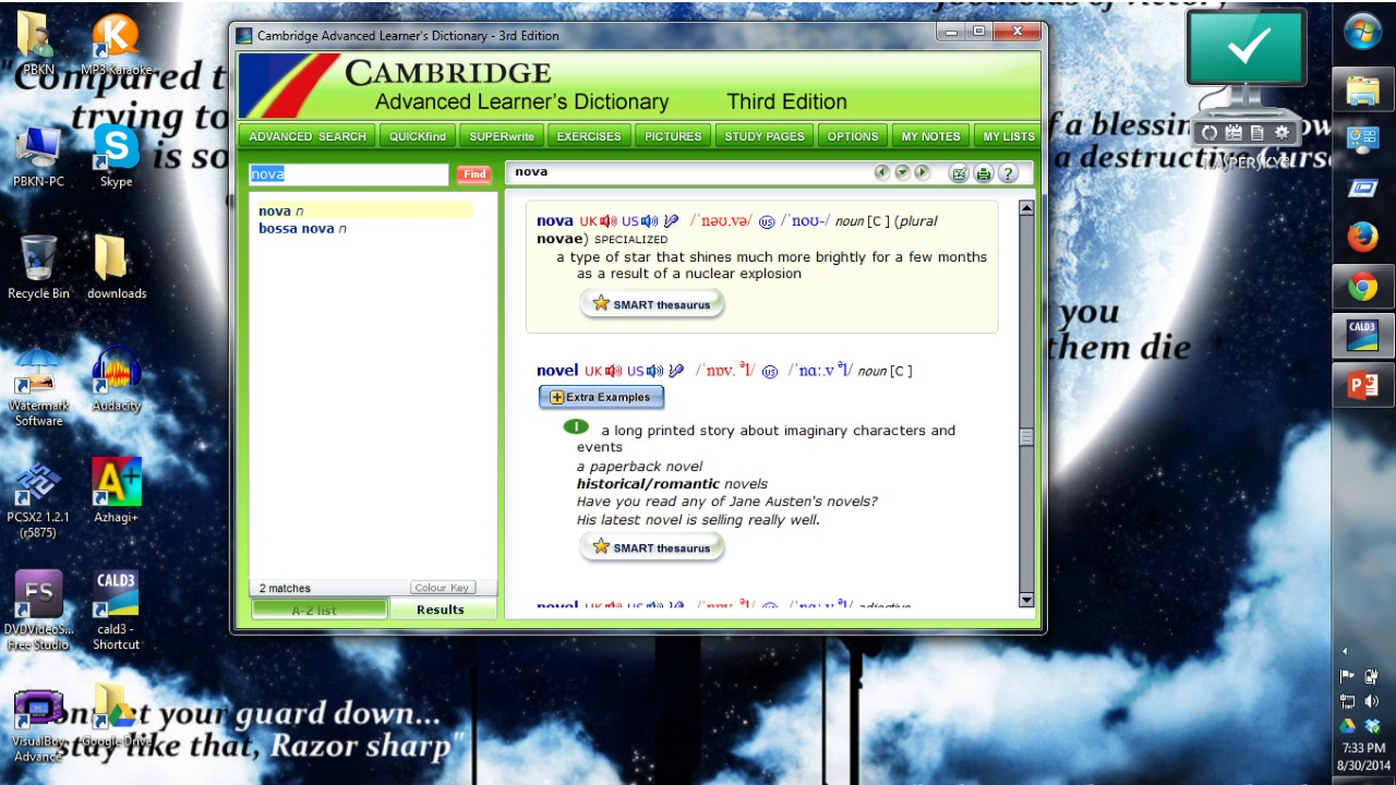The BEST DICTIONARY software you should have in your PC