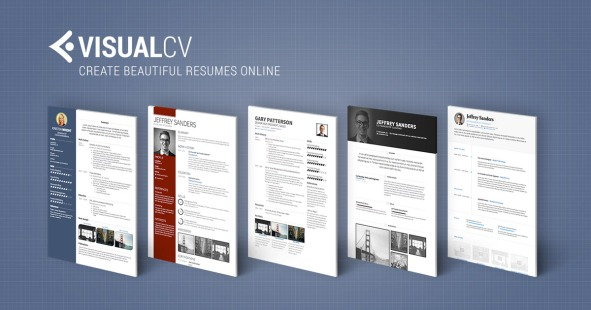 visualcv-resume-templates