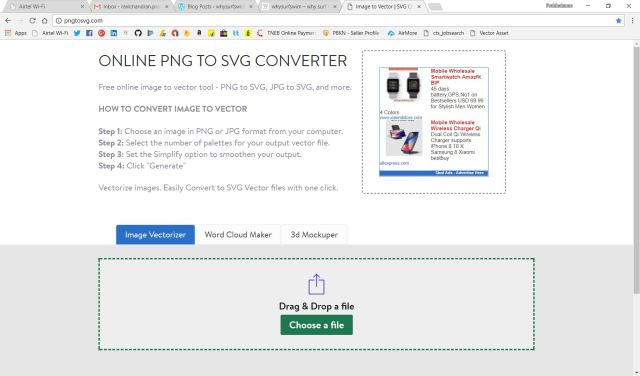 How to convert an image to svg on pc or mac: 6 steps.