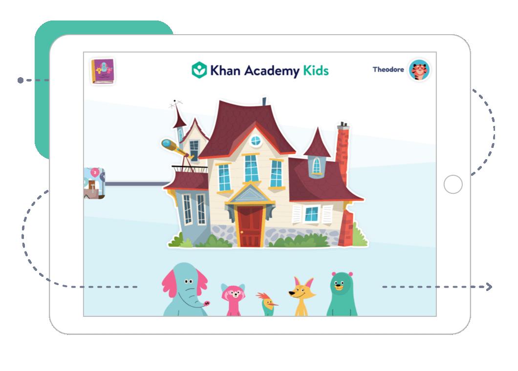 screen 1 personalized402x - Khan Academy Kindergarten